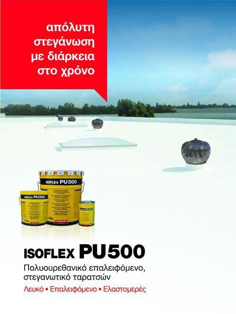 Isomat ISOFLEX-PU 500