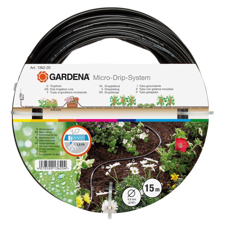 Σωλήνας υπέργειας άρδευσης Gardena