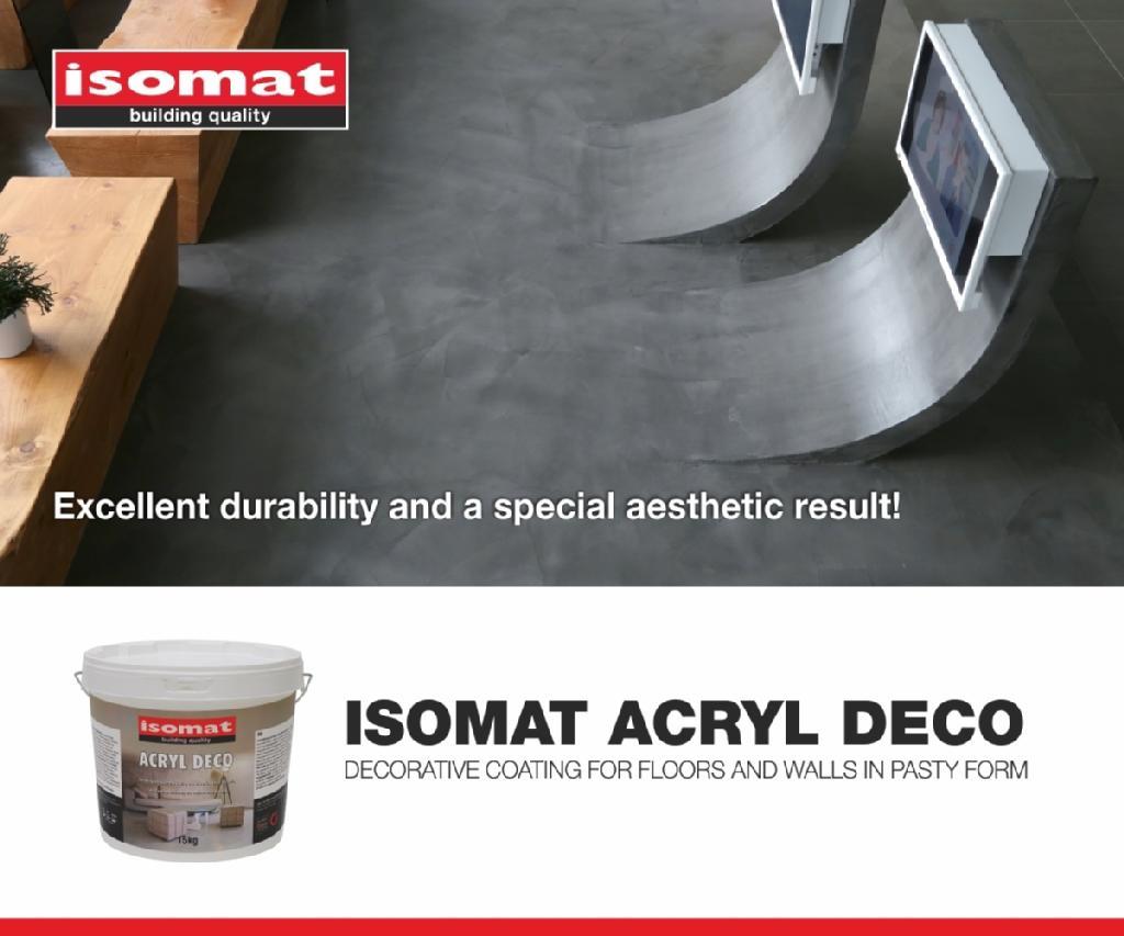 ISOMAT ACRYL DECO