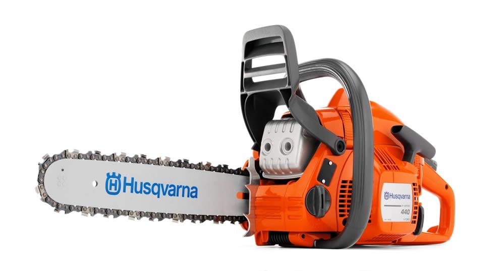 "Husqvarna 440e-18"""