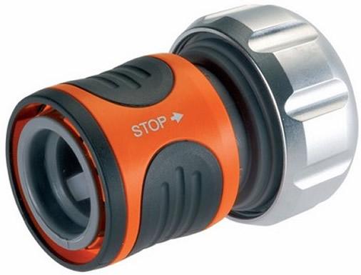 """Ταχυσύνδεσμος Stop Premium 19 mm (3/4"""") - 16 mm (5/8"""") Gardena (8169)"""