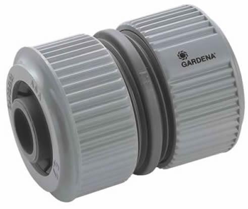 """Σύνδεσμος δύο λάστιχων 19 mm (3/4"""") - 16 mm (5/8"""") Gardena (933)"""