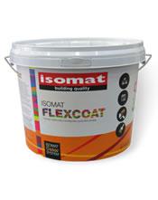 Isomat FLEXCOAT Υψηλής ποιότητας ελαστικό στεγανωτικό χρώμα 10LT