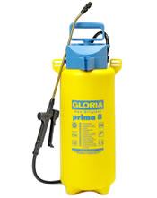 Πλαστικός ψεκαστήρας προπίεσης 8 λίτρων GLORIA Prima 8
