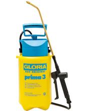 Πλαστικός ψεκαστήρας προπίεσης 3 λίτρων GLORIA Prima 3