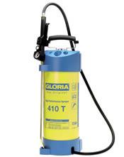 Μεταλλικός ψεκαστήρας προπίεσης με μανόμετρο 10 λίτρων GLORIA 410 T