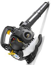 Βενζινοκίνητος Φυσητήρας (1Hp-0,75Kw) McCulloch MAC GBV 345