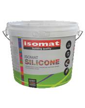 Isomat SILICONE 10LT, Υψηλής ποιότητας 100% σιλικονούχο χρώμα