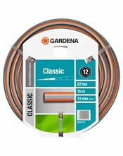"""Λάστιχο 13 mm (1/2"""") 15 μέτρα Gardena Classic (18000)"""