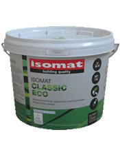Isomat CLASSIC ECO Υψηλής ποιότητας οικολογικό πλαστικό χρώμα 0,75Lt