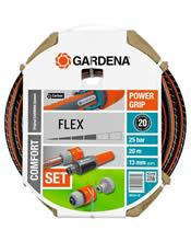 """Λάστιχο 13 mm (1/2"""") 20 μέτρα Gardena Comfort Flex (18034)"""