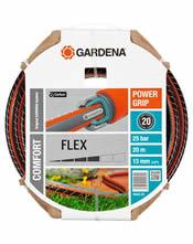 """Λάστιχο 13 mm (1/2"""") 20 μέτρα Gardena Comfort Flex (18033)"""