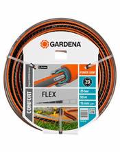 """Λάστιχο 15 mm (5/8"""") 50 μέτρα Gardena Comfort Flex (18049)"""