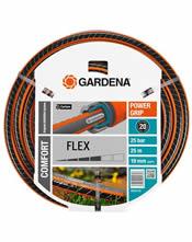 """Λάστιχο 19 mm (3/4"""") 25 μέτρα Gardena Comfort Flex (18053)"""