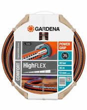 """Λάστιχο 13 mm (1/2"""") 30 μέτρα Gardena Comfort High Flex (18066)"""