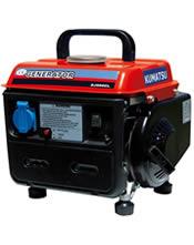 Μονοφασική Γεννήτρια 1KVA (0,8KW) Bενζίνης KUMATSUGEN GB1000