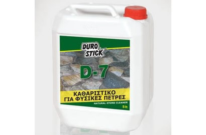 Kαθαριστικό φυσικών πετρών DUROSTICK D-7