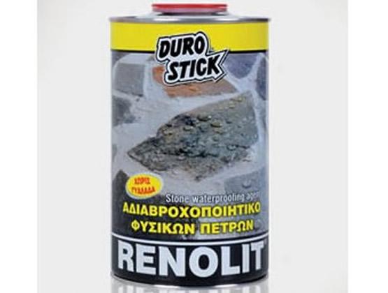 Αδιαβροχοποιητικό πετρών DUROSTICK RENOLIT