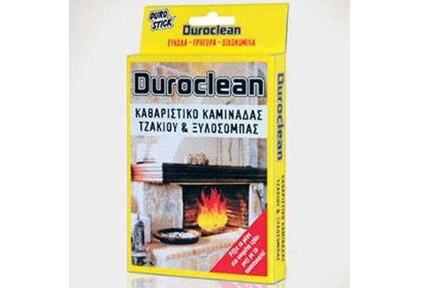 Καθαριστικό καμινάδας τζακιού και ξυλόσομπας DUROSTICK DUROCLEAN 90GR