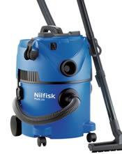 Σκούπα υγρών στερεών 20lt 1400W Nilfisk Multi 20