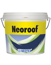 Υβριδικό στεγανωτικό ταρατσών NEOTEX Neoroof