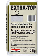 Isomat EXTRA TOP Σκληρυντικό επιφανείας βιομηχανικών δαπέδων