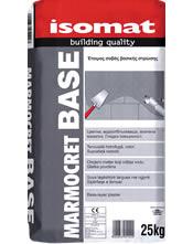 Isomat MARMOCRET BASE Έτοιμος σοβάς βασικής στρώσης