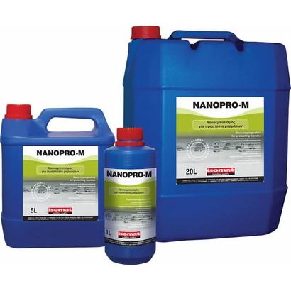 Isomat NANOPRO-M Νανοεμποτισμός για προστασία μαρμάρων