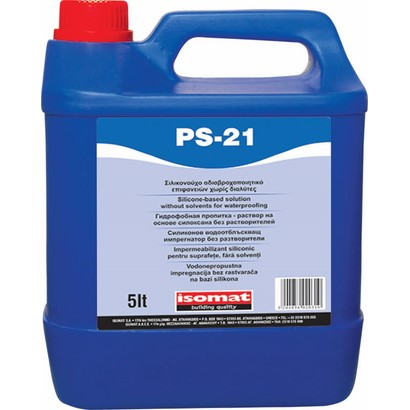 Isomat PS-21 (πρώην PROTESIL-W) Σιλικονούχο αδιαβροχοποιητικό επιφανειών χωρίς διαλύτες