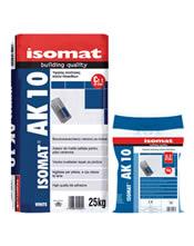 Isomat AK 10 Υψηλής ποιότητας κόλλα πλακιδίων