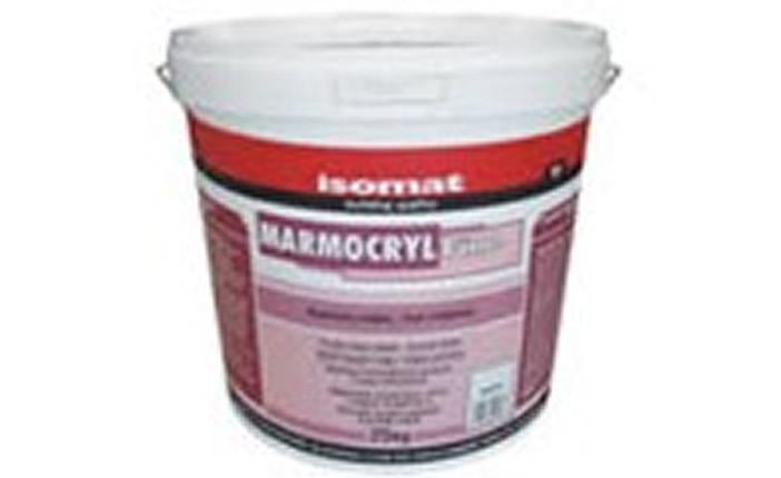 Isomat MARMOCRYL Fine Ακρυλικός, παστώδης, έτοιμος προς χρήση σοβάς