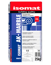 Isomat AK-MARBLE - Ρητινούχα κόλλα μαρμάρων και γρανιτών