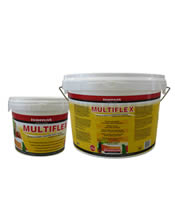 Isomat MULTIFLEX - Υψηλής ποιότητας έτοιμη για χρήση, παστώδης κόλλα πλακιδίων