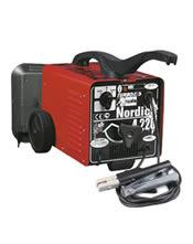 Ηλεκτροκόλληση (3,5kW - 190Amp) TELWIN NORDICA 4.220 TURBO ACD +WHEELS