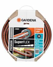 """Λάστιχο 13 mm (1/2"""") 20 μέτρα Gardena SuperFlex (18093)"""