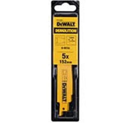 Λάμα ειδικών υλικών σεγάτσας 152mm DeWALT DT2356