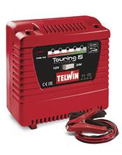 Φορτιστής μπαταριών TELWIN TOURING 15 12-24V