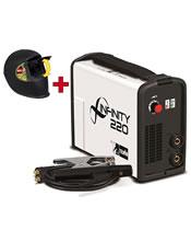 Ηλεκτροκόλληση TELWIN INVERTER INFINITY 220
