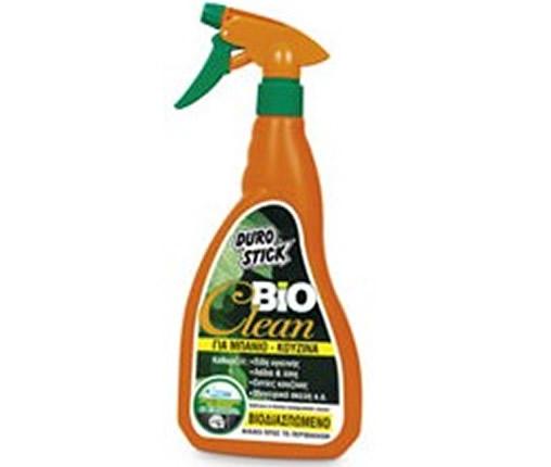 DUROSTICK BIOCLEAN 750ml Βιοδιασπώμενο καθαριστικό για μπάνιο και κουζίνα