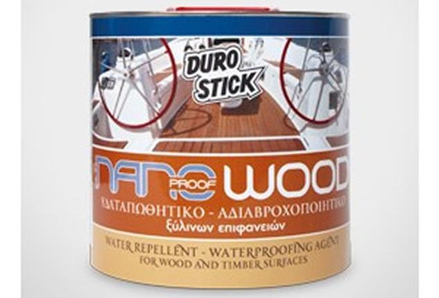 DS-350 NANO PROOF WOOD 750ml DUROSTICK Yδαταπωθητικό - αδιαβροχοποιητικό ξύλινων επιφανειών