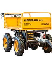 Μεταφορικό καρότσι YAMASTIK YAMAWAGON 4×4 (χωρίς κινητήρα)