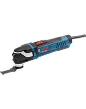 Πολυεργαλείο Multi-Cutter Bosch GOP 40-30 Professional σε L-Boxx 0601231001