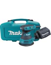 Τριβείο Κυκλοπαλμικό Makita BO5031K 300W / 125mm