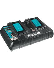 Διπλός φορτιστής MAKITA DC18RD (7.2V-14.4V, 18V, USB 230V)