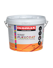 Isomat FLEXCOAT Υψηλής ποιότητας ελαστικό στεγανωτικό χρώμα 3LT