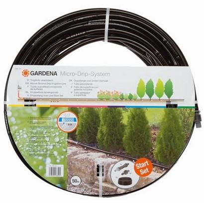 """Σωλήνας υπέργειας άρδευσης με σταγόνες 13 mm (1/2"""") Gardena (1385)"""