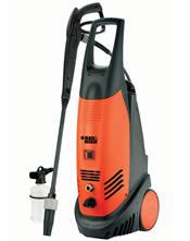 Ηλεκτρικό Πλυστικό (140bar - 390lt - 1800W) Black and Decker PW1800XR
