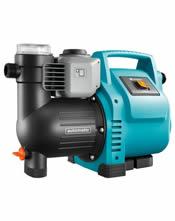 Ηλεκτρονική αντλία πίεσης 3500 lt/h Gardena Classic 3500/4E (1757)