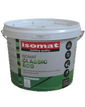 Isomat CLASSIC ECO Υψηλής ποιότητας οικολογικό πλαστικό χρώμα
