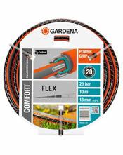 """Λάστιχο 13 mm (1/2"""") 10 μέτρα Gardena Comfort Flex (18030)"""